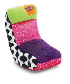 Look at this Groovy Girls Doll Gaming Chair on #zulily today!