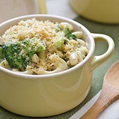 Stovetop Pesto Mac Recipe