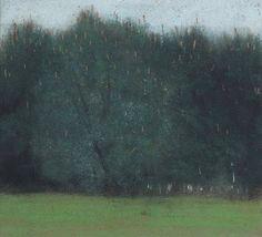 Leon Spilliaert (1881-1946): Forest in Spring.