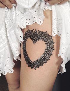 #tatuaggio #cuore #bellissimo