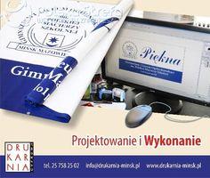 DRUKARNIA Mińsk Mazowiecki - TANIE ulotki, EKSPRESOWE wizytówki, GADŻETY reklamowe