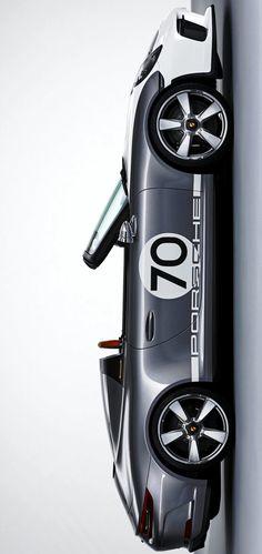 (°!°) 2018 Porsche 911 Speedster Concept