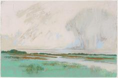 The Water Meadow by Robert Dash, 1989