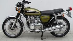 Honda cb super  sport