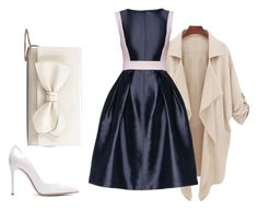 """""""Untitled #20"""" by alyson-0429 on Polyvore featuring Lattori, Gianvito Rossi and RED Valentino"""