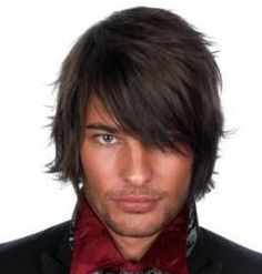 Cool Hairstyles for Mens Long Hair 2015 - Mens Haircuts 2014 : Mens Haircuts 2014 Curled Hairstyles For Medium Hair, Mens Medium Length Hairstyles, Medium Hair Cuts, Hairstyles With Bangs, Short Hair Cuts, Medium Hair Styles, Cool Hairstyles, Long Hair Styles, Fringe Haircut