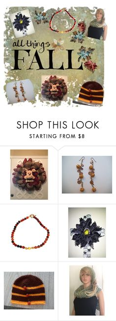 """""""* ALL THINGS FALL *"""" by elsiescreativedesign ❤ liked on Polyvore"""