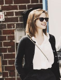 """Emma Watson--I really like her hair"" I concur with this statement 90% of the time"