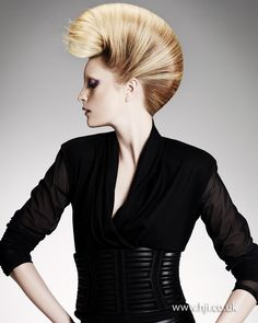 Kevin Miller 2012 Eastern Hairdresser of the Year