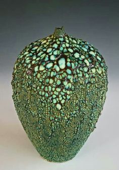Amazing glaze from William Kidd ceramics