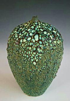 Amazing glaze from William Kidd ceramics