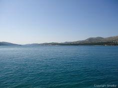 So atemberaubend schön und sauber ist das Meer um die Insel Ciovo. Dies ist sicherlich der wichtigste Grund warum Okrug donji eine so beliebte Badedestination ist.