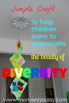 teaching kids to appreciate differences, teaching kids to be friends with people of all cultures and colors, activity to promote unity Harmony Day Activities, Diversity Activities, School Age Activities, Indoor Activities For Kids, Preschool Curriculum, Preschool Activities, Homeschooling, Equality And Diversity, Unity In Diversity