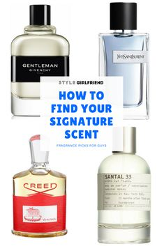 Discover how to find your signature scent at stylegirlfriend.com | men's fragrances, men's cologne, unisex fragrance, unisex perfume, unisex scent, how to shop for fragrance, how to shop for cologne, fall colognes, good cologne for winter