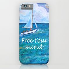 Gone #Sailing #iPhone & #iPod #Case