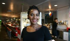 "Summer 2015: So proud of our Front of House Supervisor & Server Letitia, who was interviewed for the American Repertory Theater's ""Behind the Counter"" companion project to their current show ""Waitress"". She is awesome! Link to the project's writeup: http://americanrepertorytheater.org/behindthecounter"