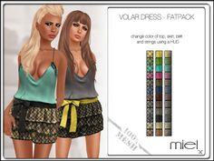 Miel inworld @ http://maps.secondlife.com/secondlife/miel/118/119/26 or on marketplace @ https://marketplace.secondlife.com/p/MIEL-VOLAR-DRESS-MESH/5310498