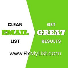 Validate Your Email List Before Your Next Blast #email #emailmarketing #emailvalidation #emails #marketing #fixmylist www.fixmylist.com Get Email, Email List, Email Validation, Direct Marketing, Photo And Video, Videos, Instagram