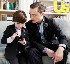 I stopped watching Gossip girl after season 1..but I've always pulled for Blair and Chuck..it melts my heart that they ended up married with a kid at the end of the show! :)