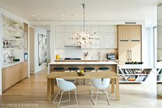 Light and airy kitchen designed by Andee Hess