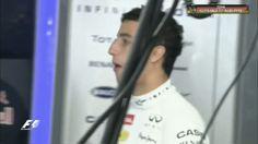 Watch Daniel Ricciardo's Amusing Dance From FP2 In Germany. Love him