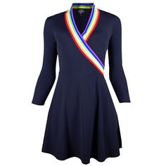 Color Me Wrap Dress by Valfre   Valfré