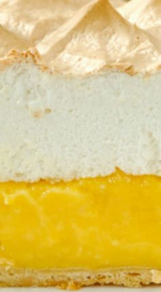 The Very Best Homemade Lemon Meringue Pie ~ Old fashioned & scratch made!