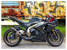 #RideAmongUs | GSXR riders are coming up big in our photo contest. Here's Phillip's carbon clad rocket.