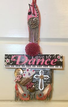 """Rochelle-""""Beautiful"""" #39 Loves anything pink, dress up, and dancing #tinajewelscreations"""