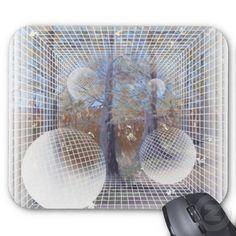 Earth effect mousepads