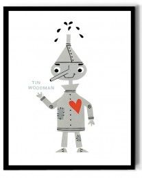 BabyLit The Wizard of Oz: TINMAN