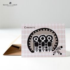 Dawn.and.Emil moroccan note cards
