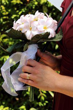 Simple wedding, bridesmaid