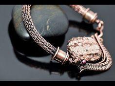 Viking Knit Weave Tutorial - YouTube
