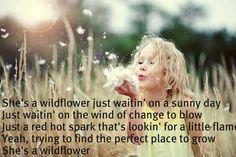 """Wildflower"" - Lauren Alaina <3"