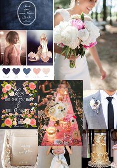 Introducing Lady Brunette - Best Wedding Blog - Wedding Fashion & Inspiration | Grey Likes Weddings