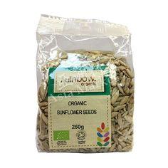 Rainbow Organic Sunflower Seeds 250g
