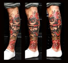 Tattoos - Thomas Gramm | Nico Tattoo Crew