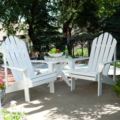31 Best Adirondack Chairs On Small Patio Images Adirondack Chairs