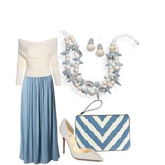I love blue skies!  http://www.shop.simplybechic.com/Cultured-Freshwater-Pearl-Shell-and-Aquamarine-Drop-Earrings-65536.htm  http://www.shop.simplybechic.com/16-2-Pearl-Aquamarine-and-Quartz-Necklace-33674.htm