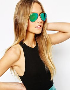 10 Best Sunglasses You Shouldn't Miss — just be stylish Stylish Sunglasses, Mirrored Sunglasses, Fashion Online, Ray Bans, Asos, My Style, Sexy, Stuff To Buy, Outfits