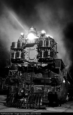 RailPictures.Net Photo: UP 9000 Union Pacific 4-12-2 at Pomona, California by Luke A. Renish