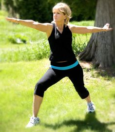 Are menopause's fluctuating hormones leaving you fatigued, foggy and burning up? Yoga could boost...