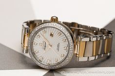 Omega De Ville Ladymatic by acejewelers, via Flickr