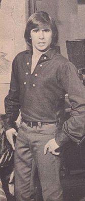 Davy Jones of the Monkees 1966