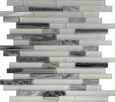 Kitchen Backsplash Samples multi color slate mosaic kitchen backsplash tile from backsplash