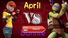 April vs Donnie TMNT 1Epic Rap Battles Of History  Haven't made one of these since January Here's another rap battle TMNT version Hope you guys enjoy Sorry about all