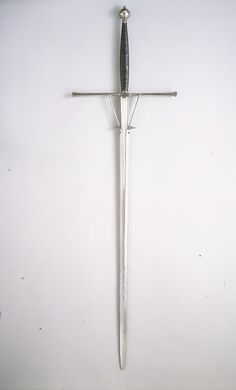 Two-Handed Sword  Date: 15th–16th century Culture: Italian