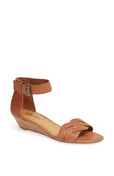 Nine West 'Valci' Wedge Sandal available at #Nordstrom