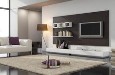 Moderne Wohnzimmer Beispiel Modernes Einrichten